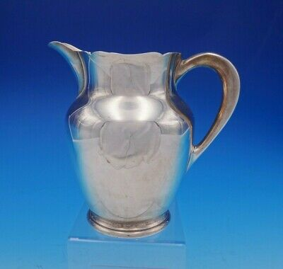 """Skylark by Kirk Sterling Silver Water Pitcher #210A 8"""" Tall 24.06 ozt. (#3553)"""