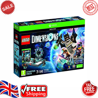LEGO DIMENSIONS STARTER PACK XBOX ONE TT Games 5051893232028 FREE SHIPPING NEW