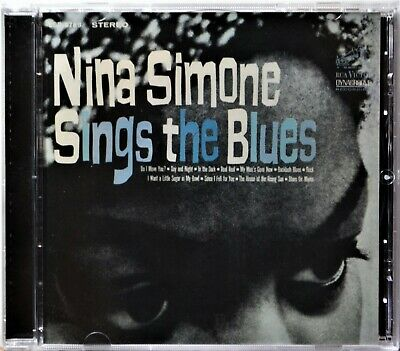 CD Nina Simone Sings the Blues for Mama House Rising Sun  CLEAN Extras Ship Free