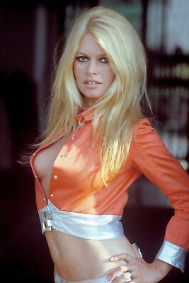 Brigitte Bardot 8x10 Glossy Photo 3