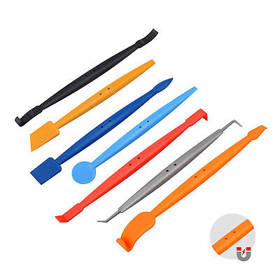 New Vinyl Car Wrapping Tucking Tool Magnet Micro Squeegee Gasket Edge Tinting UK