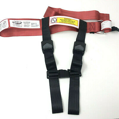 CARES Kids Fly Safe Airplane Harness Seat Safety Restraint Belt FAA Approved