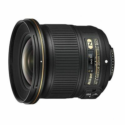 Near Mint! Nikon AF-S FX NIKKOR 20mm f/1.8G ED - 1 year warranty