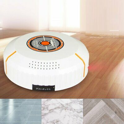 Intelligent Smart Cleaning Robot Battery Powered Automatic Robotic Home#O
