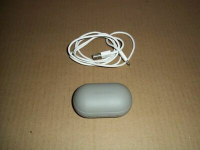 Samsung Gear IconX 2018 Charger - Gray (CHARGING CASE & GENUINE USB CABLE ONLY)