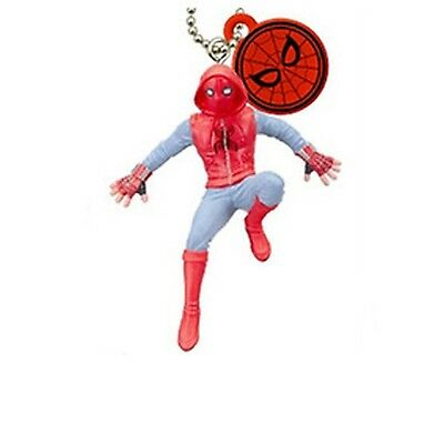 Spider-Man Homecoming Portachiave Keychain Spider Man Homemade Suit Takara Tomy★