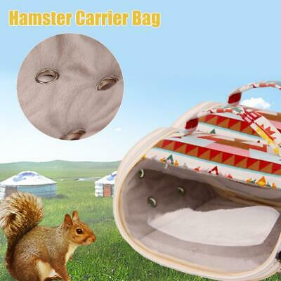 fb4375a586c6 HAMSTER CAGE OUTDOOR Portable Travel Double Layer Living House ...
