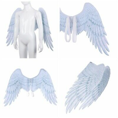 3D Angel Wings Halloween Mardi Gras Theme Party Costume Cosplay Decoration AU