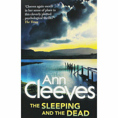 The Sleeping and the Dead by Ann Cleeves (Paperback), Fiction Books, Brand New