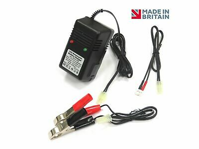 Intelligent 12V Motorcycle Motorbike Battery Charger  Automatic Smart Trickle.