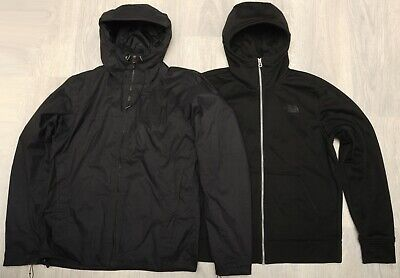 085e7332f THE NORTH FACE Alligare Thermoball Triclimate TNF Black Men's Jacket ...