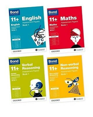 Bond 11 plus books 10-11 years