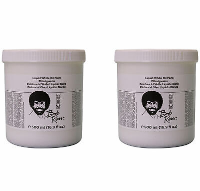 Bob Ross R6214 473-Ml Liquid White