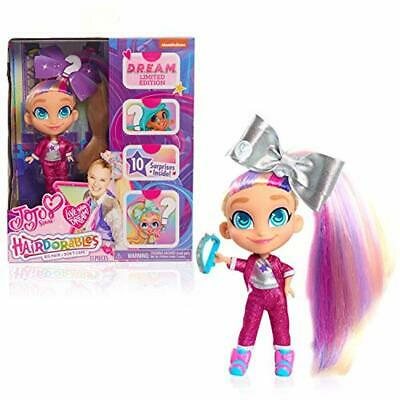 JoJo Loves Hairdorables Doll And 10 Stylish Surprises Toys Gift For Girl Age 3+