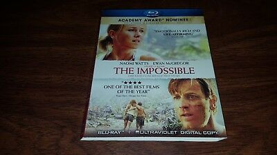 The Impossible Bluray Slipcover Only slipcase