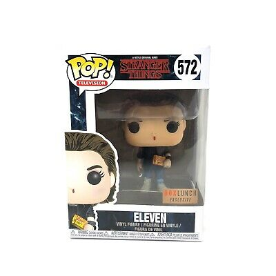 Funko Pop Stranger Things Eleven with Eggos (572) Box Lunch Exclusive Boxlunch
