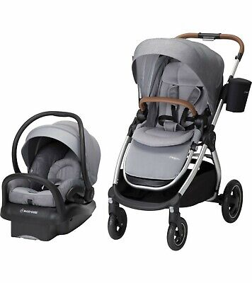 Maxi Cosi Adorra Baby Stroller Car Seat Travel System Combo New