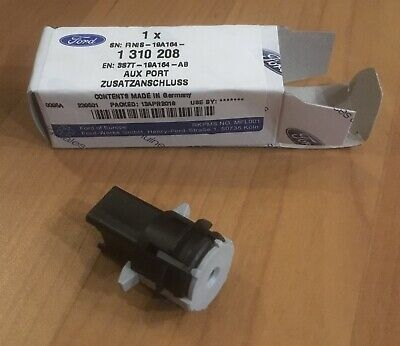 Ford Focus Mk2 AUX IN Socket 2005-2008 Replacement Spare Part 1310208