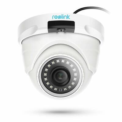 Reolink Poe Ip Camera Outdoor 5Mp Video Surveillance Night Vision Home Security