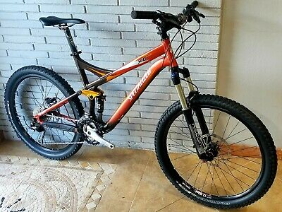 2000 SPECIALIZED S-WORKS FSR XC Full Suspension Mountain
