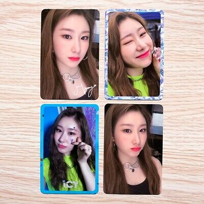 Itzy - It'z Icy (1St Mini Album) Official Chaeryeong Photocard (Select Ver.)