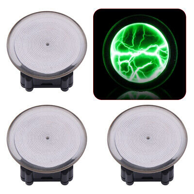 Mini Fancy Pocket Plasma Disk Sensor Lighting Plate Respond To Voice Music Party