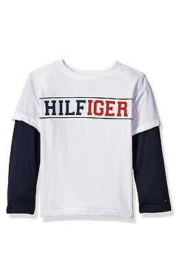 Tommy Hilfiger Long Sleeve Toddler Boys Shirt Size 2T