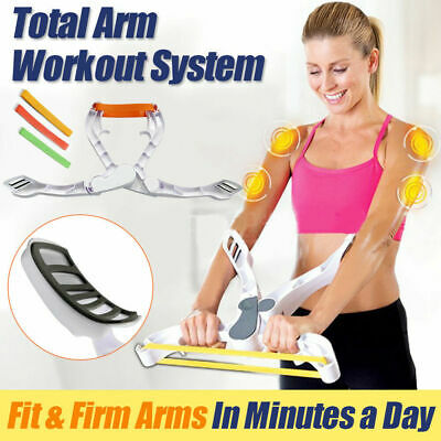 Wonder Arms Upper Body Arm Grip Workout Fitness Total-Training Exercise