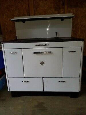 Knox Mealmaster antique wood/coal cook stove
