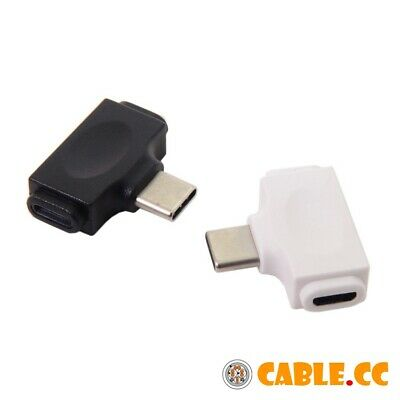 USB 3.1 Type C Male to Micro USB 2.0 Lightning Female Data Adapter for Phone