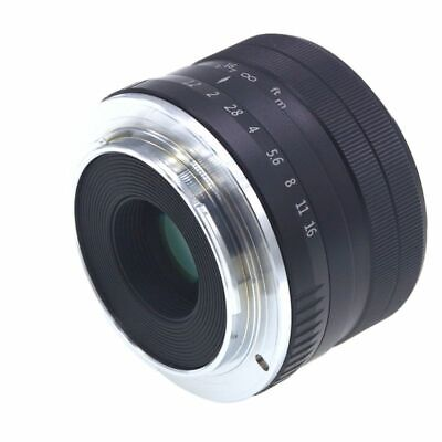 35MM Large Aperture Prime Focus Manual Lens for Sony E Mount Mirrorless Cameras