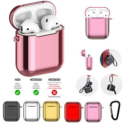 For Apple AirPods Case Protect TPU Cover Skin AirPod Earphone Charger Cases UK