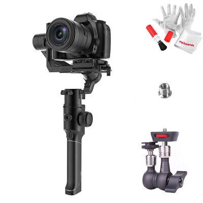 MOZA Air 2 3-Axis Handheld Gimabl Stabilizer OLED Display for DSLRs Mirrorless