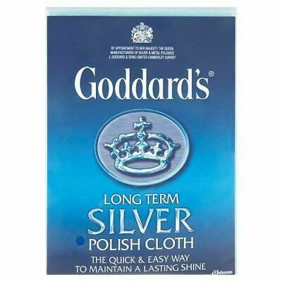 Goddard's Long Term Silver Polish Cloth