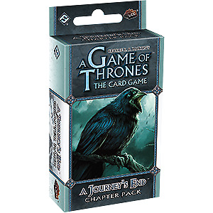 A Game of Thrones LCG: A Journeys End Chapter Pack