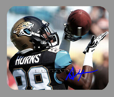 84419f63 ALLEN HURNS JERSEY Jacksonville Jaguars men's large NWT Color Rush ...