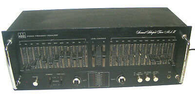 ADC Sound Shaper Two MK III Stereo Equilizer