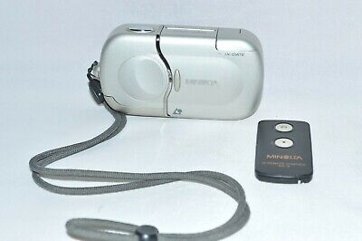Minolta (APS) Vectis 2000 with 1X-Date and IR Remote Control RC-3 TESTED (M-28)