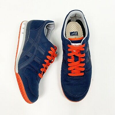 Onitsuka Tiger Ultimate 81 Womens 7.5 Men's 6 EUR 39 Asics Blue Sneakers Shoes