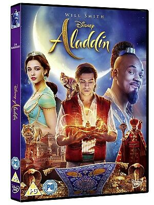 Aladdin (Live Action) (2019) DVD Booking PRE RELEASE SEPTEMBER 23RD