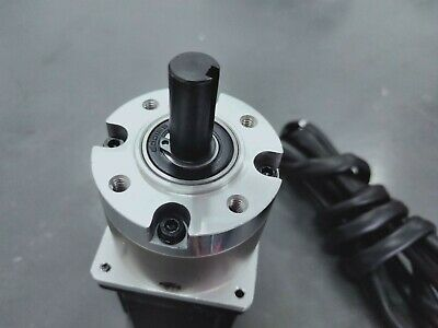 1PC Nema23 Gearbox Stepper motor 1.8°, reduction ratio 1:4.25, 4 PHASE CNC Mill
