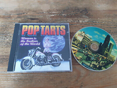 CD Pop Pop Tarts - Woman Is The Fuehrer Of The World (11 Song) EFA BUNGALOW jc