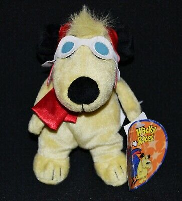 Hanna Barbera Muttley Wacky Races Plush Vintage 1999 15cm