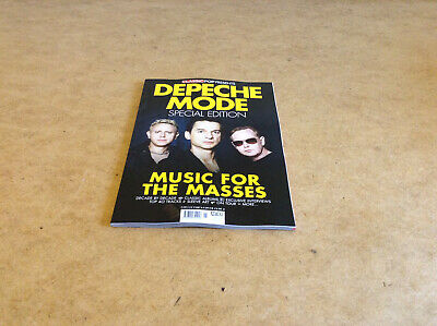 Classic Pop Presents Depeche Mode Music For The Masses Cover 2 Special Edition