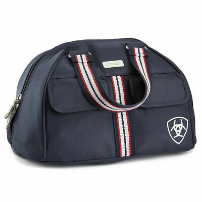 Ariat Team Helmet/Hat Bag - Navy One Size, Super Quality, Magnetic Openings