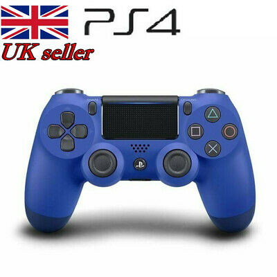For Sony PS4 Playstation DualShock 4 Wireless Joystick Gamepad Controller Blue