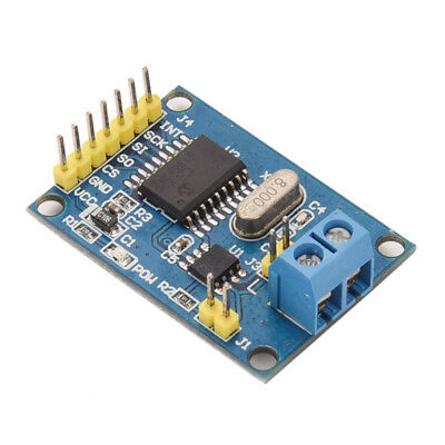 MCP2515 CAN Bus Module TJA1050 Receiver SPI Module for Arduino D ZYRDOI