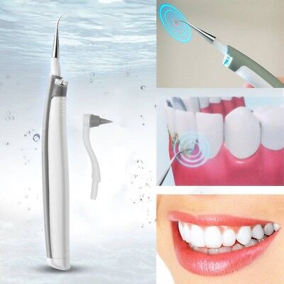 Oral Clean Ultrasonic Dental Scaler Teeth Whitening Tartar Plaque Stains Remover