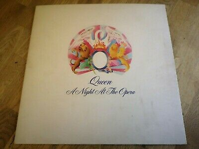 Queen LP A Night at the opera UK EMI 1st press -3 -4 Blaires !!!!