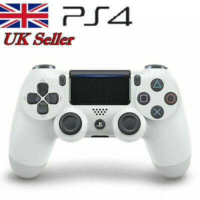 PS4 DualShock 4 Wireless Bluetooth Game Controller for Sony PlaySation 4 White